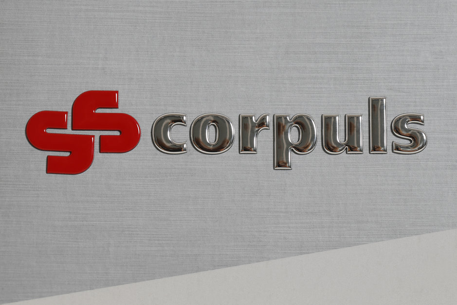 3D stickers from corpuls